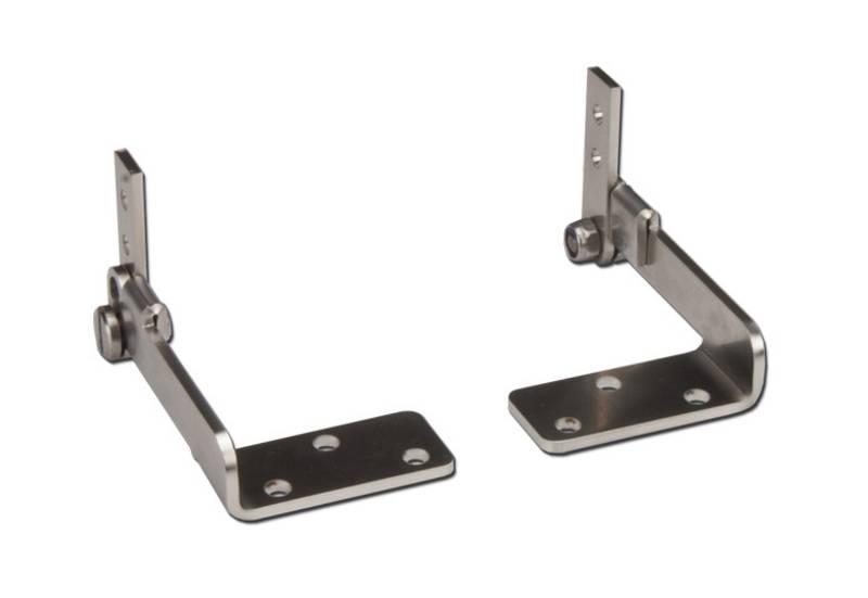 Chain actuator bracket FLEX for maximum opening width