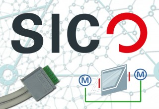 Launch of the SICO-BUS technology! PA-actuators paving the way