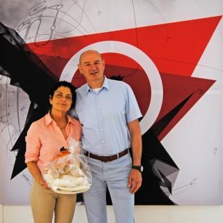 Martin Weber - 30 years company membership