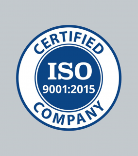 DIN ISO 9001 Audit :: Re-certification passed!