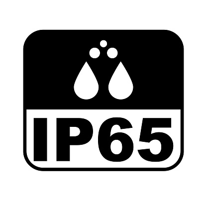 IP65 protection class
